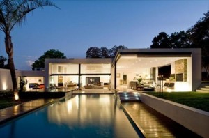 casa luminosa